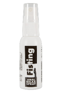 Fisting relax spray 30 ml