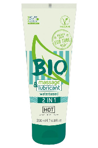 Hot bio waterbased 2in1