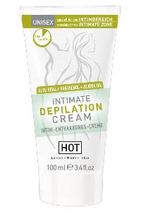 Intimate depilation cream 100