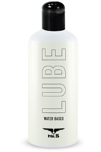 Mister b lube waterbased 1000 ml
