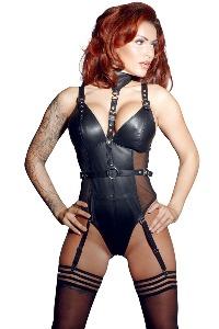 Leather body xl