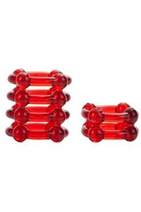 Colt enhancer rings - red
