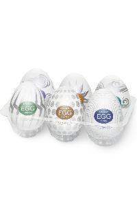 Tenga set of 6 different eggs (vp2)