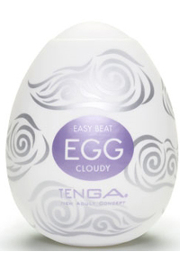Tenga egg cloudy (6x)