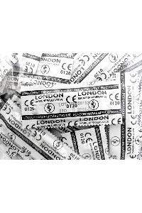 Durex london condoms (100x)
