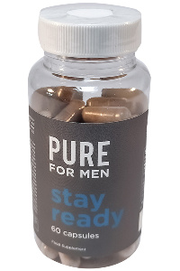 Pure for men - 60 capsules