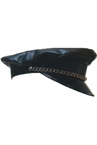 Military cap no fishbone black